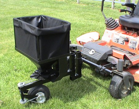 Country Zero Turn Equipment Broadcast Spreaders For Zero