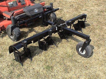 Zero Turn Mower Lawn Aerators For Zero Turn Radius Mowers